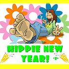 Hippie New Year by SandraWidner