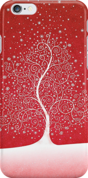 【900+ views】Christmas iPhone Case by Ruo7in