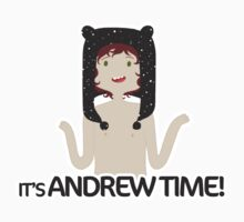 MGMT: It's Andrew Time! by mutantrentboy