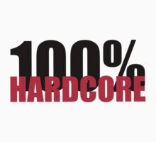 100% Hardcore by GregWR
