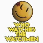 Who Watches The Watchmen by RudieSeventyOne