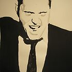 Michael Buble by Colin  Laing