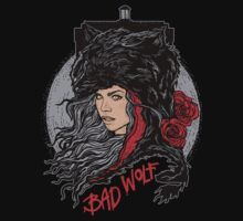 Bad Wolf-Black T-Shirt