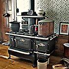 Kitchen Stove in Lizzie Borden's House by Jane Neill-Hancock