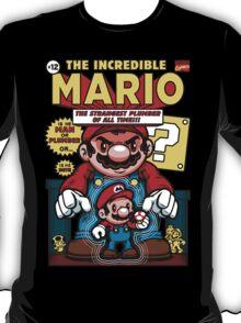 Incredible Mario T-Shirt
