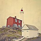 Lighthouse Vancouver Island by smilingrain