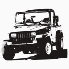 1987 Jeep Wrangler by garts