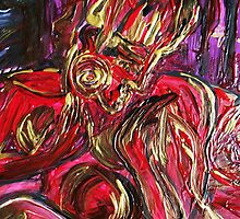 fragment of the picture BODY LANGUAGE by irishrainbeau