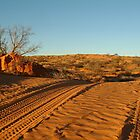 Joe Mortelliti Gallery - The French Line, Simpson Desert, South Australia.  by thisisaustralia