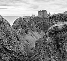 Dunnotar Castle by Philip Mack