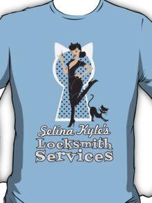 Selena Kyle's Locksmithing Services T-Shirt
