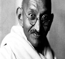 Ghandi by pageharry123