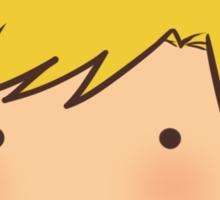 Chibi Cloud Sticker