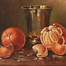 oranges by dusanvukovic
