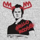 Hello Moose! by KanaHyde