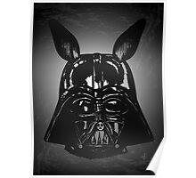 Dark Bunny Side Poster
