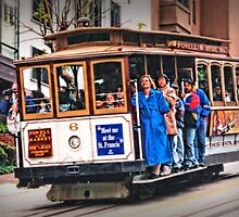 Frisco Cable Car by djphoto