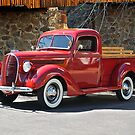 1939 Ford V8 Pick-Up Truck by DaveKoontz