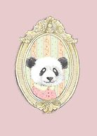 PRETTY PANDA by Jane Newland