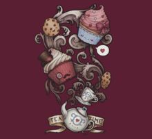 TeaTime by Medusa Dollmaker