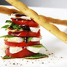 Caprese Salad by psctran