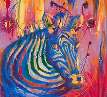 The Universal Zebra, #1 by Nick Gibson