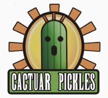 Cactuar Pickles by Bohmas