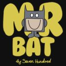 Mr Bat Gold by SevenHundred