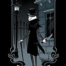 Jack the Ripper by dooomcat