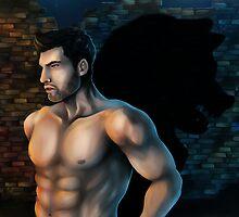 Wolf Inside by Lycorine