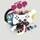 GAMER POP by masterizer