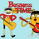 Business Time by the50ftsnail