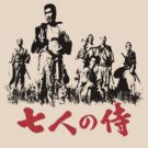 Seven Samurai by Chivieri Designs