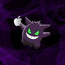 Gengar = Apple Thief by Jbui555