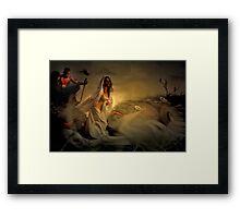 Allegory Fantasy Art Framed Print