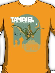 Cliff Racin' - Morrowind T-Shirt