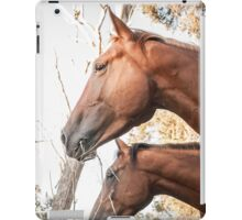 The Horses iPad Case/Skin