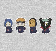 【1500+ views】NARUTO: AKATSUKI IV by Ruo7in