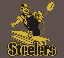 Vintage Pittsburgh Steelers by PFostCSY