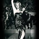 Rita Hayworth as Gilda by RusticShiraz