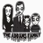 The Addams Family Portrait by Ravenous-Decay