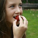 Strawberry by Aumareva Aumareva