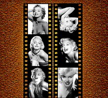 Marilyn Monroe by RusticShiraz