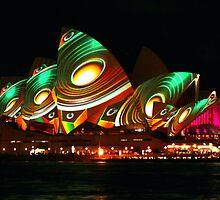 Vivid Colours Sydney 2013 by Michael Matthews