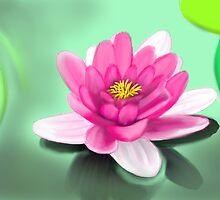 Lotus by Kristen Watterson