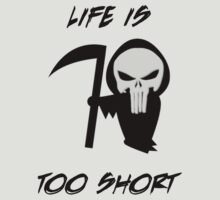 Life Is Too Short by Alex Carvalho