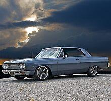 1965 Chevrolet Chevelle II by DaveKoontz