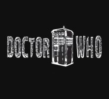 Cyberman Doctor Who Logo by MrRaccoon