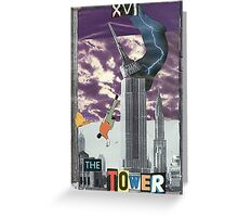 The Towerot Greeting Card