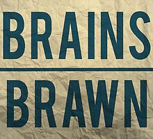 Brains Over Brawn by speightphoto